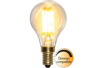 LED PERU E14 P45 SOFT GLOW DIMMABLE