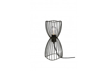 TABLE/PENDANT RAY BLACK