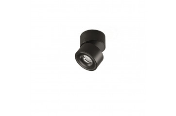CLIPPO SPOT CEILING LIGHT/WALL LIGHT BLACK