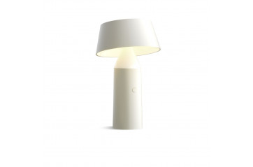 BICOCA  BATTERY TABLE LAMP Off White