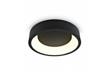 Led Plafon Anthracite 20W
