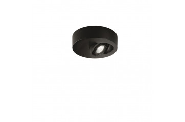 GEO WALL LIGHT/CEILING LIGHT Black