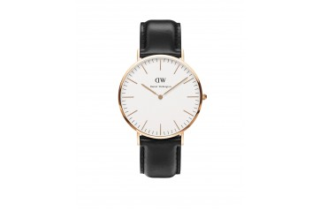 Daniel Wellington Sheffield Melrose White 40 DW00100007