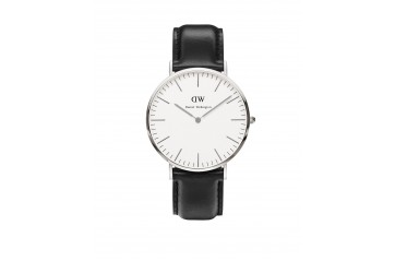 Daniel Wellington Sheffield Sterling White 40 DW00100020