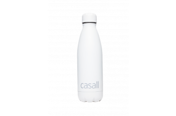 Casall Eco Cold Bottle 0,5L Matt White