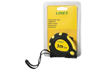 Málband 3m LINEX