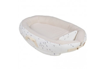 Voksi Baby Nest Premium White Flying