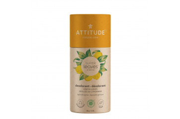 Attitude Vegan svitalyktareyðir Super leaves lemon 85gr