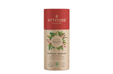 Attitude Vegan svitalyktareyðir Super leaves red vine 85gr