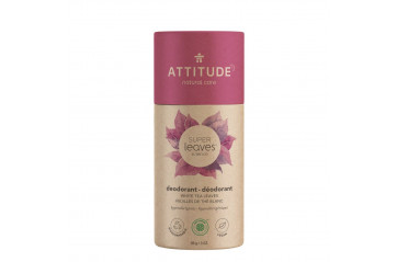 Attitude Vegan svitalyktareyðir Super leaves white tea 85gr