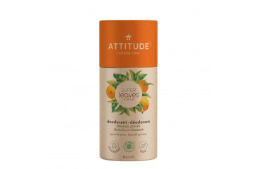 Attitude Vegan svitalyktareyðir Super leaves orange 85gr