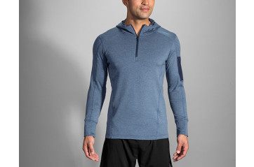 Brooks Notch Thermal Hoodie
