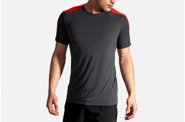 Brooks Distance Short Sleeve