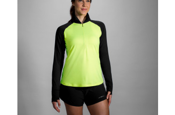 Brooks Dash 1/2 Zip Nightlife