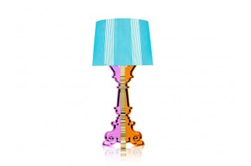 Kartell - Bourgie Lampi Blue Shade