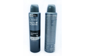 Dove svitaspray men invisible dry 250ml