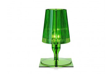 Kartell - Take Lampi Green