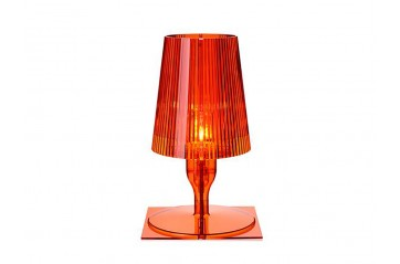 Kartell - Take Lampi Orange
