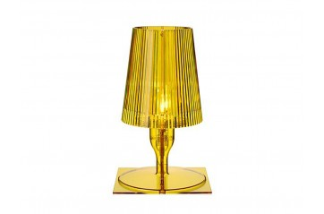 Kartell - Take Lampi Yellow