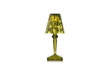 Kartell - Battery Lampi Green