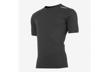 Fusion Mens C3 Merino T-Shirt Black