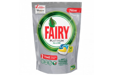 Fairy Adw Platinum Lemon 50stykki