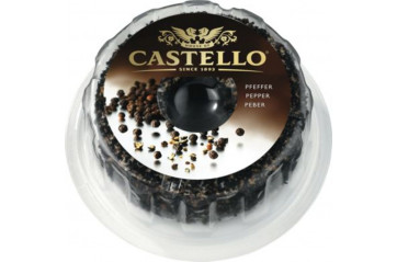 Castello Pepper ostur 125g