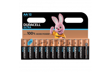 Duracell Ultra Power AA (12pk)