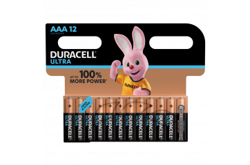 Duracell Ultra Power AAA (12pk)