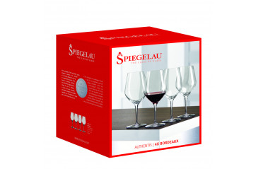 Spiegelau Authentis Bordeaux 65 cl - 4 st
