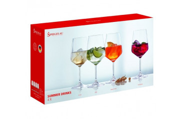 Spiegelau Summerdrinks 63 cl - 4 st