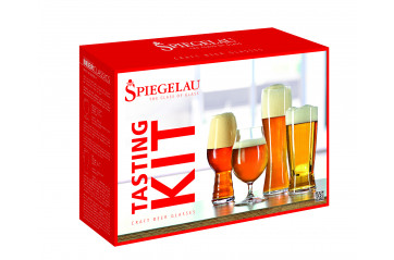 Spiegelau Beer Cl. tasting kit 4 st