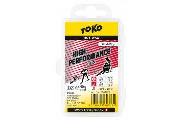 Toko High Performance Red 40 gr