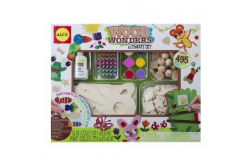 Wood Wonders Ultimate Set