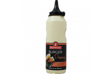 Bahncke Burger dressing 400g