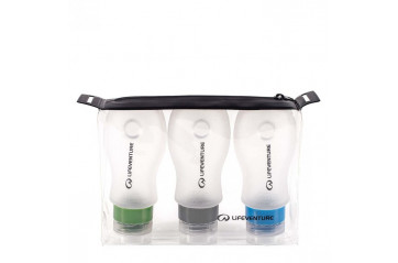 Silicone Flight Bottle Set
