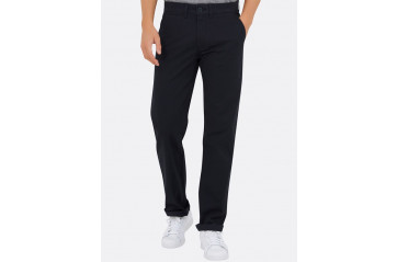 Stretch Chinos Regular Navy