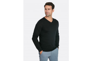 Sweater Merino Black