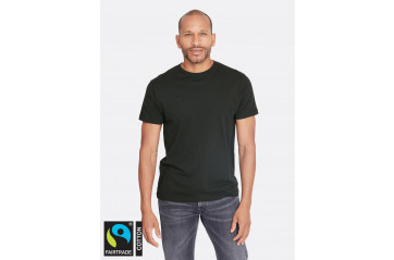 T-Shirt Solid Roundneck