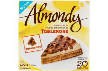 Almondy Toblerone Terta 400gr.