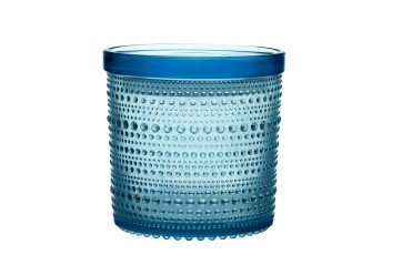 Iittala - Kastehelmi Krukka 114mm Light Blue
