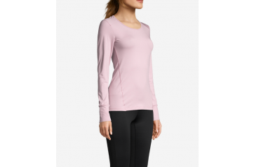 Casall Essential Long Sleeve Frosty Violet