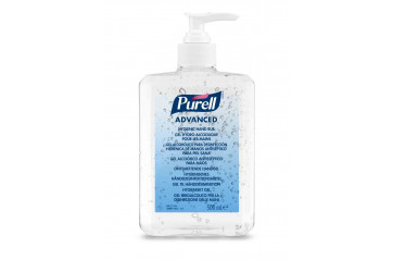 PURELL handspritt Advanced gel, 500ml