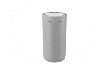 Stelton - To Go Ferðamál 0,4l Matt Light Grey