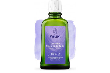 Weleda Lavender relaxing oil