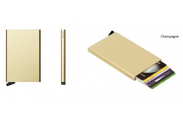 Cardprotector Champagne
