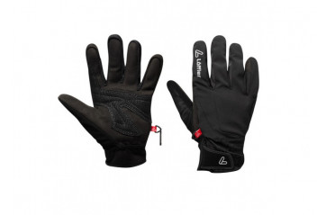 Bike Gloves Windstopper Black