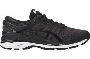 Asics Kayano 24 Black/ Phantom/ White