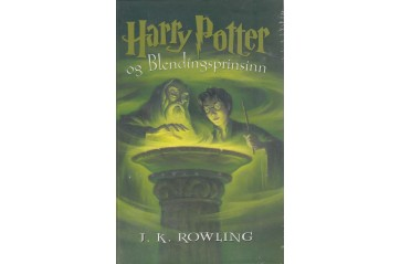 Harry Potter og blendingsprinsinn
