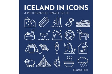Iceland in Icons: a Pictographic Travel Guide